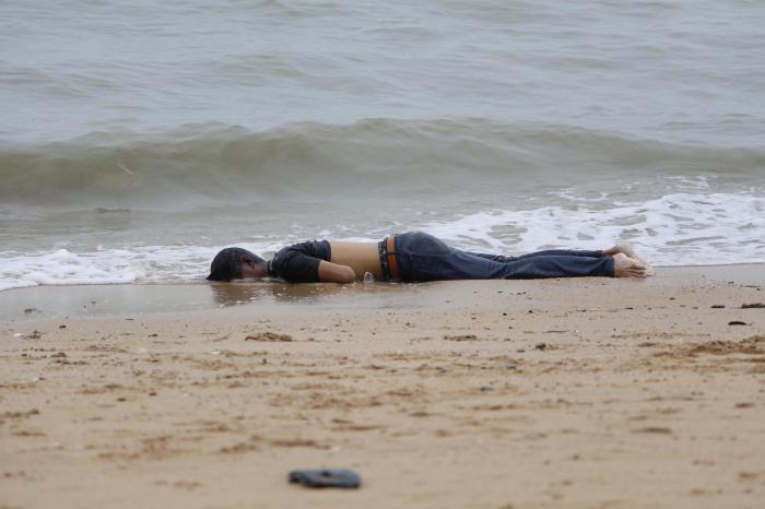 683 miqrant Aralıq dənizində boğularaq ölüb
