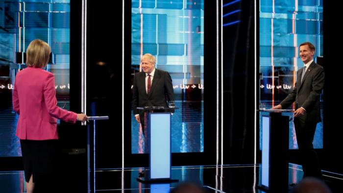 Brexit:   Johnson et Hunt pensent trouver un accord avec l