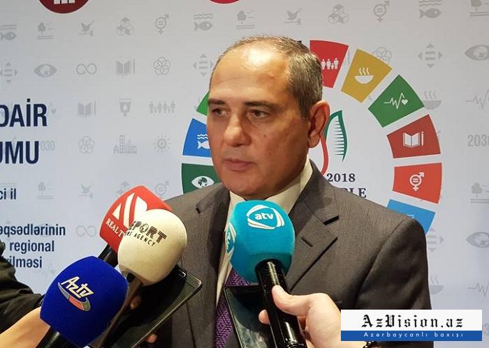 """""""Statistik maarifləndirmə səviyyəsi yüksək deyil"""" - Tahir Budaqov"""