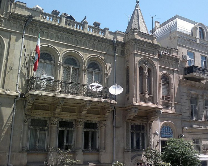 Iranian embassy makes statement on alleged military co-op with Armenia