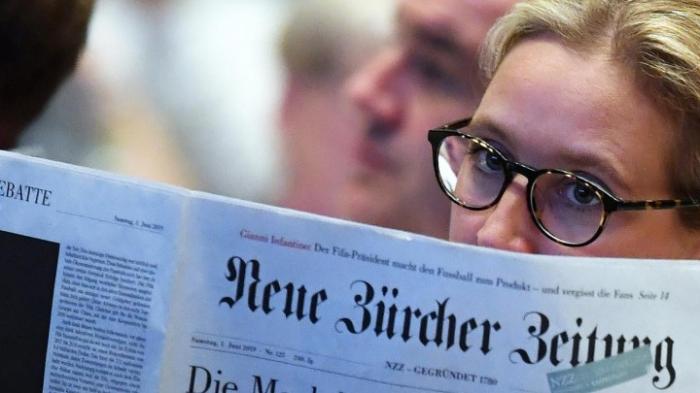 NZZ weist Vorwurf des Rechtsrucks zurück