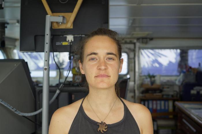 """Sea-Watch""-Kapitänin Carola Rackete fordert Aufnahme aller Flüchtlinge aus Libyen"
