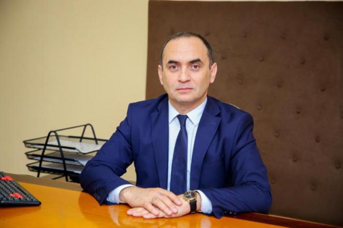 Ceyhun Məmmədov medalla təltif edilib