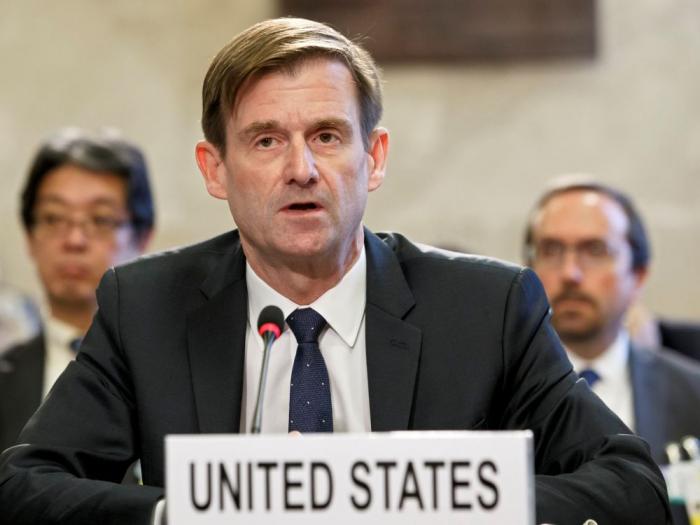 Réunion à Helsinki entre diplomates américain et russe