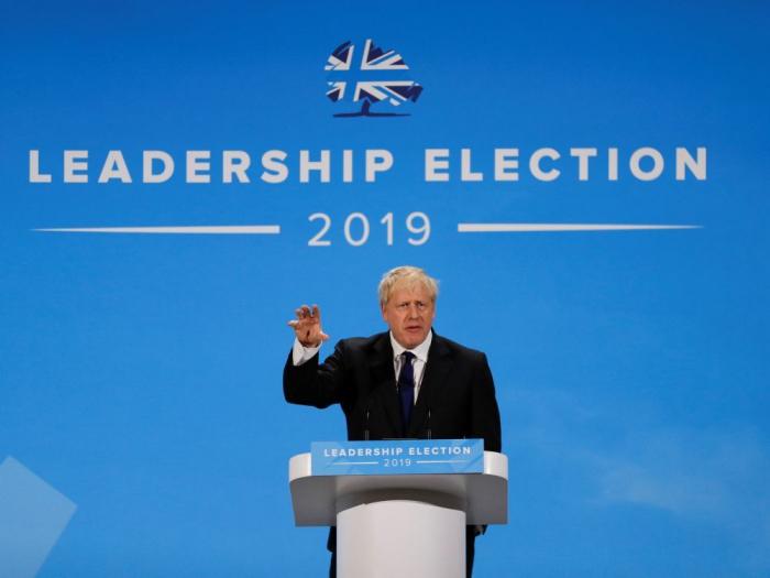 Trois ministres prêts à démissionner si Boris Johnson est désigné