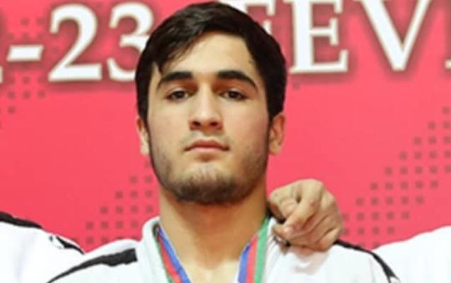 Cüdoçumuz Qazaxıstanda bürünc medal qazandı