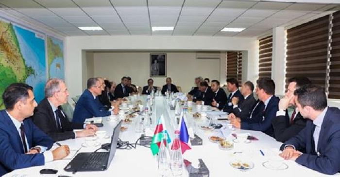 ETSN-də Azərbaycan - Fransa əməkdaşlığı müzakirə olunub