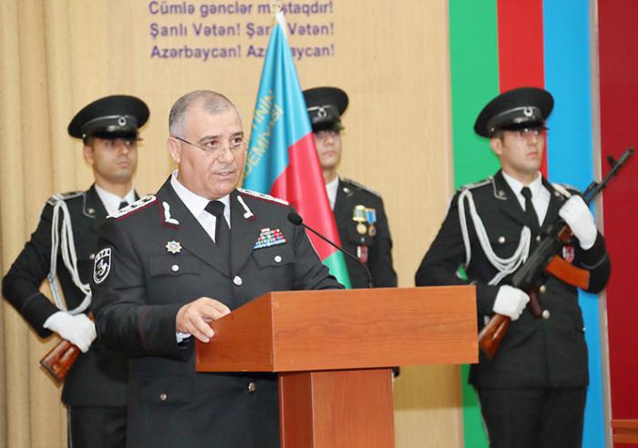 Əli Nağıyev məzun buraxılışnda - FOTOLAR