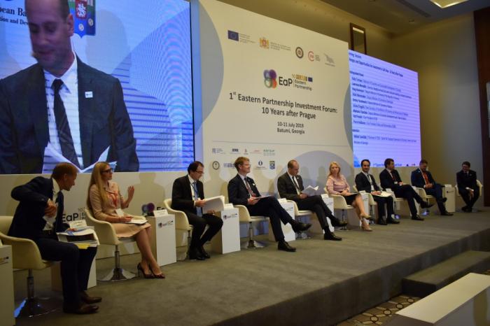 Batumi hosts 1st Eastern Partnership Investment Forum