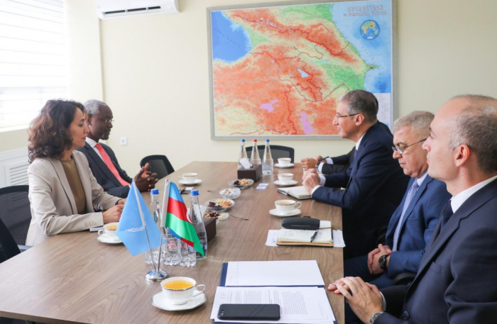 Azerbaijani Ministry of Ecology, UN mull problem of desertification