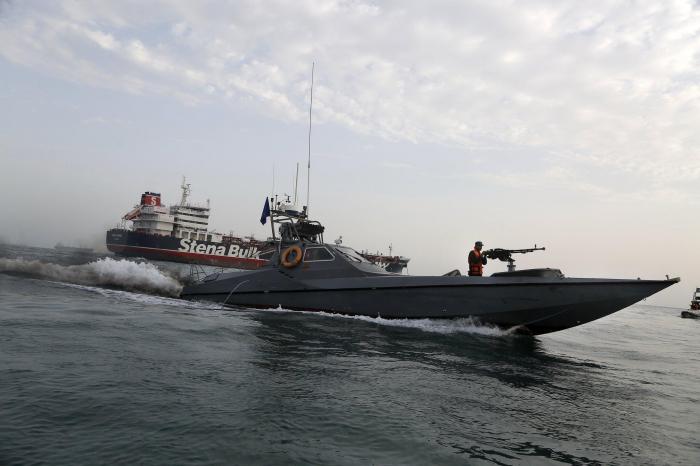 Großbritannien will wegen Tankerkrise Strafmaßnahmen gegen den Iran