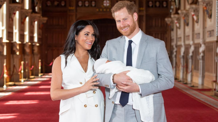 Archie, son of Duke and Duchess of Sussex, to be christened July 6