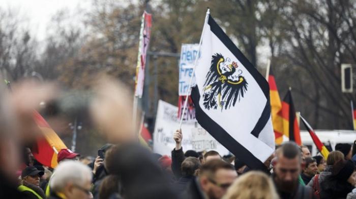 """Identitäre Bewegung als """"gesichert rechtsextremistisch"""" eingestuft"""