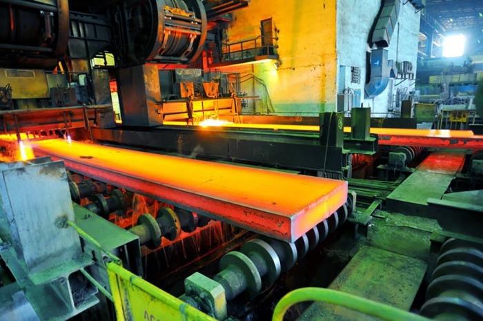Las exportaciones de metales ferrosos y productos derivados han aumentado