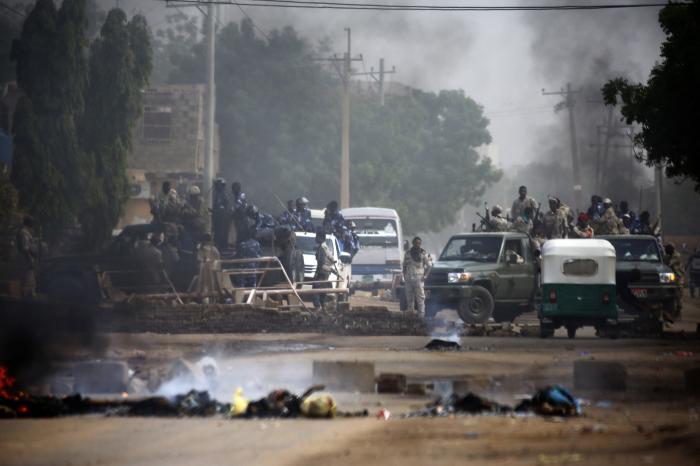 Soudan: signature d