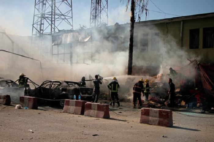 Əfqanıstanda terror aktı: 12 ölü, 43 yaralı