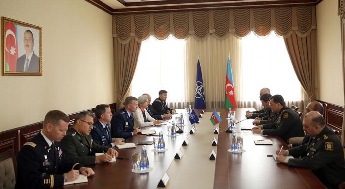 General Tod Wolters: Azerbaiyán es un socio fiable de la OTAN