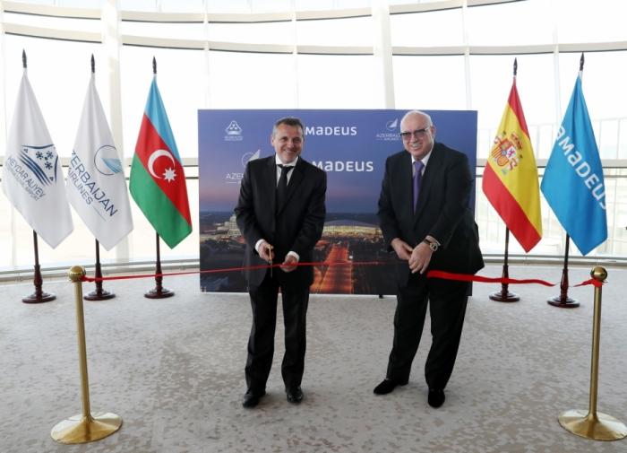 Amadeus obtiene dos contratos en Azerbaiyán