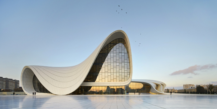 Iconic treasures to be displayed at Heydar Aliyev Center