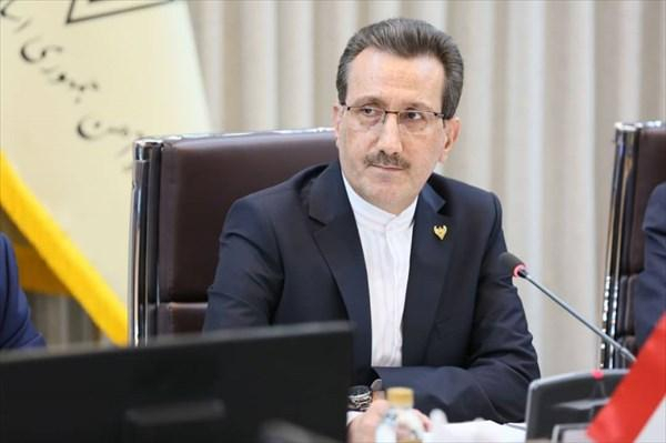 Head of Iran Railways Company arrives in Baku