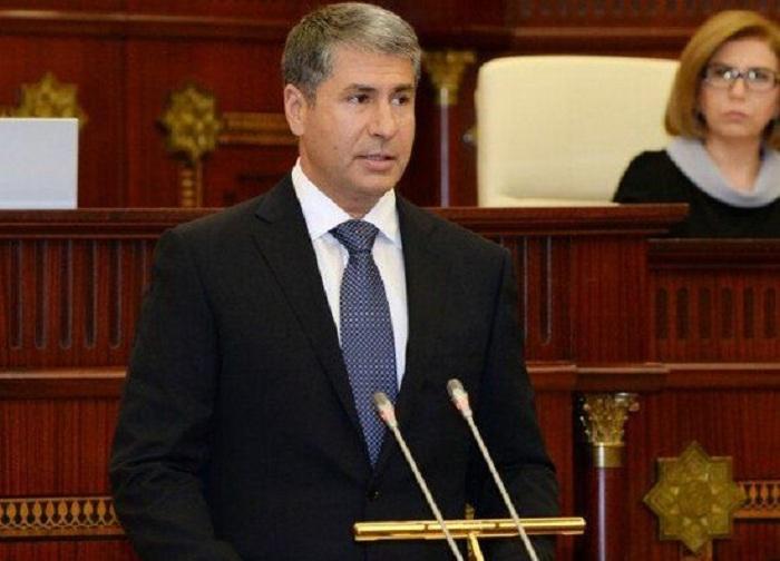 """""""Azərbaycan polisi xalqa ləyaqətlə xidmət edir""""- Vilayət Eyvazov"""