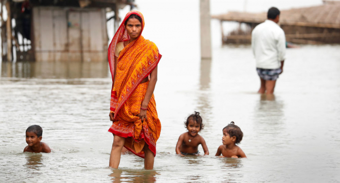 At least 63,000 people affected by floods in Northeastern India