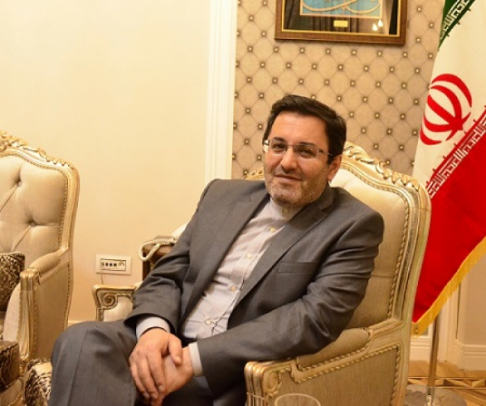Ambassador Jahangirzadeh hails Iran-Azerbaijan relations