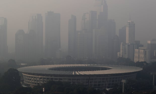 Jakarta residents to sue government over severe air pollution