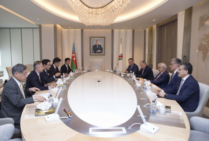 Japanese ITOCHU expresses interest in cooperating with SOCAR