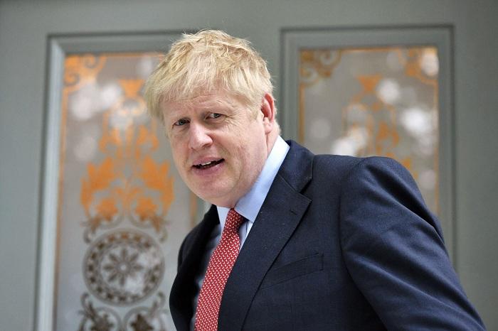 Boris Conson baş nazir seçildi