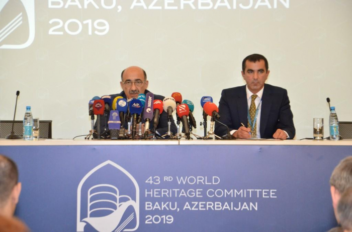 Minister: 29 nominations entered UNESCO World Heritage List at Baku session