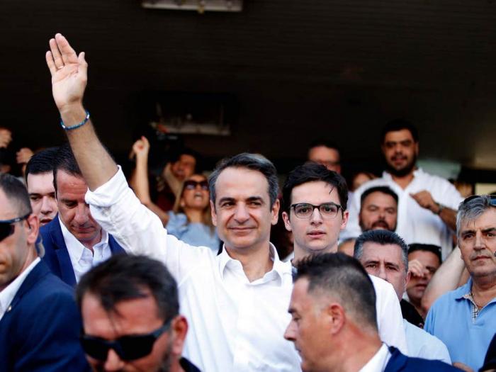 Yunanıstanda seçki bitdi: Müxalif lider baş nazir olacaq