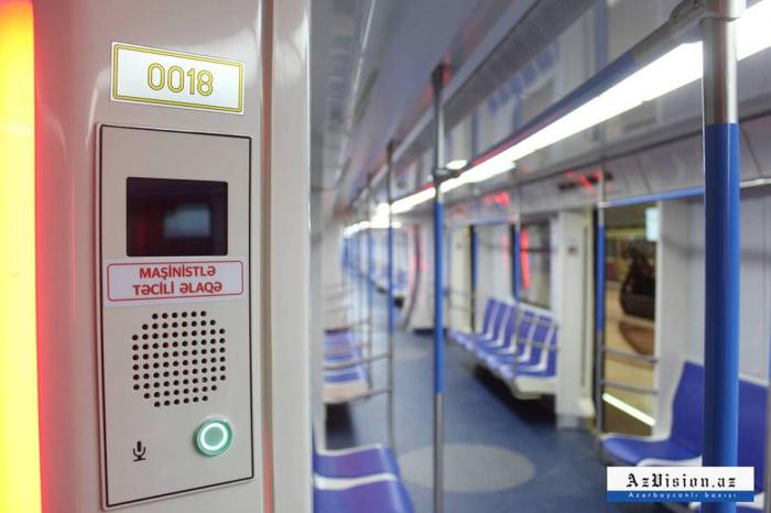 Metroda siqaret çəkən şəxs tapıldı