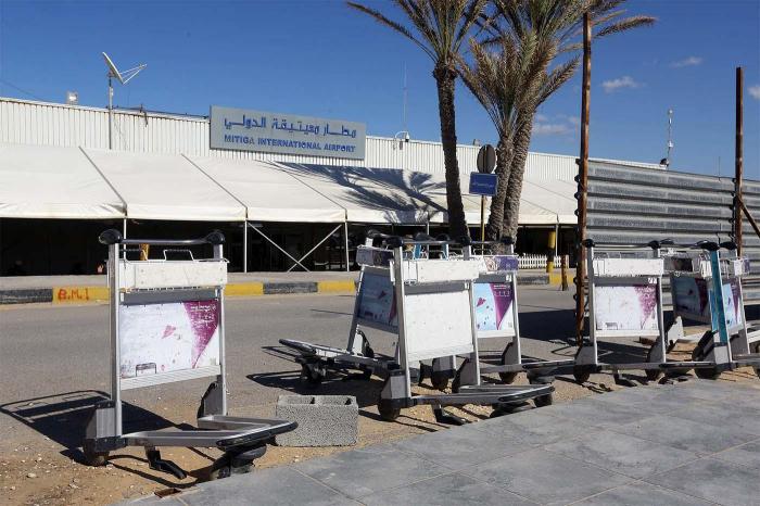 Libya's Mitiga airport re-opens after air strike: statement