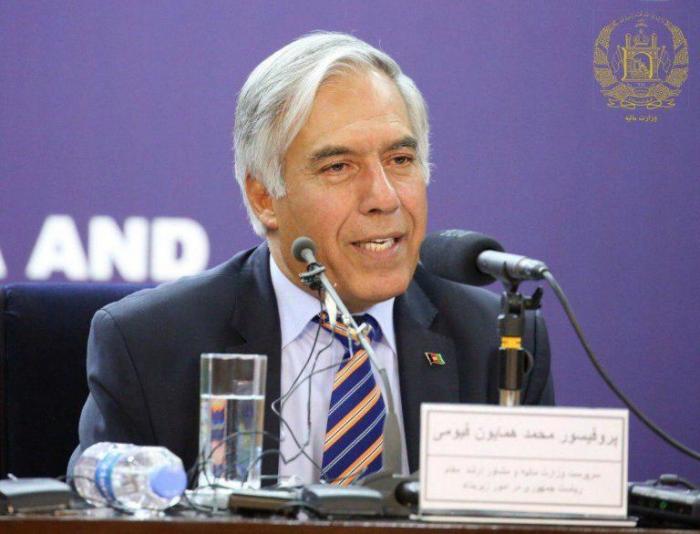 Le ministre afghan des Finances poursuit sa visite de travail à Bakou