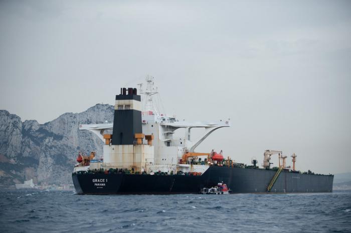 Gibraltar:   les quatre officiers du pétrolier iranien libérés