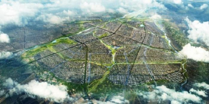 Yeni şəhər salınacaq-