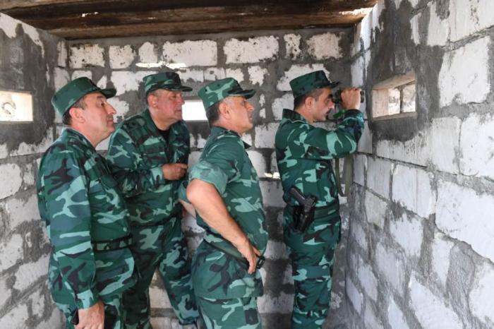 Der Feind schoss auf Grenzkontrollpunkt, ein Soldat verwundet
