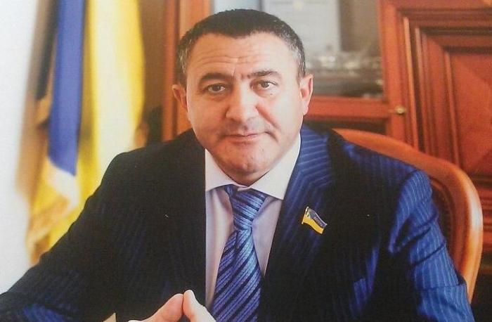 Azərbaycanlı Ukraynada deputat seçildi