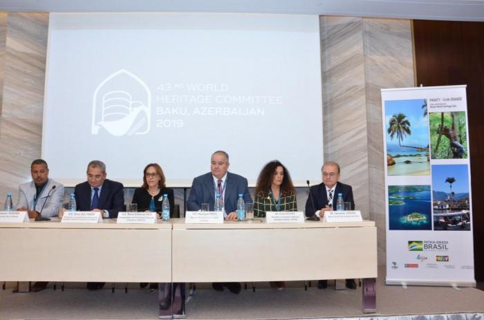 Azerbaijan, Brazil closely co-op within UNESCO