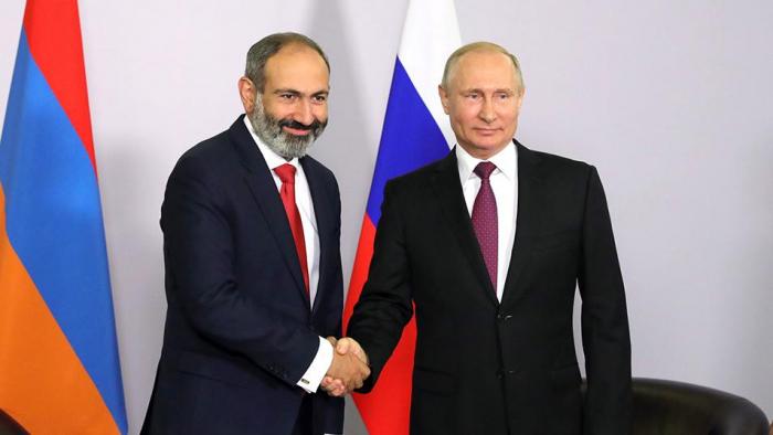 Putin,Pashinyan discuss cooperation within Eurasian Economic Union, CSTO