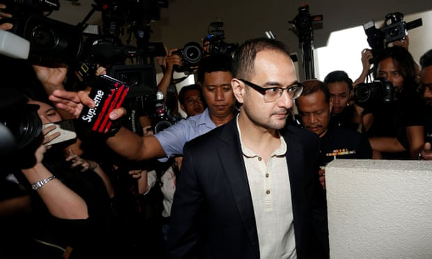1MDB: Wolf of Wall Street producer charged with embezzling millions