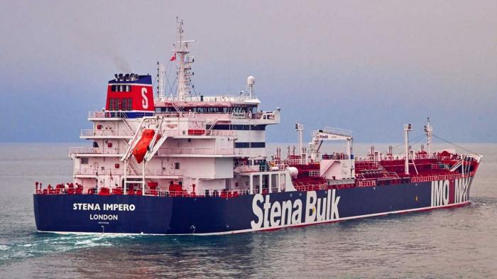 İran Britaniyaya məxsus neft tankerini saxlayıb