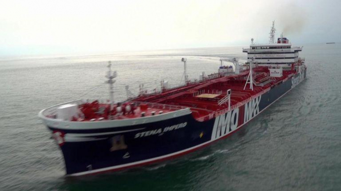 Release tanker and crew immediately, Britain tells Iran