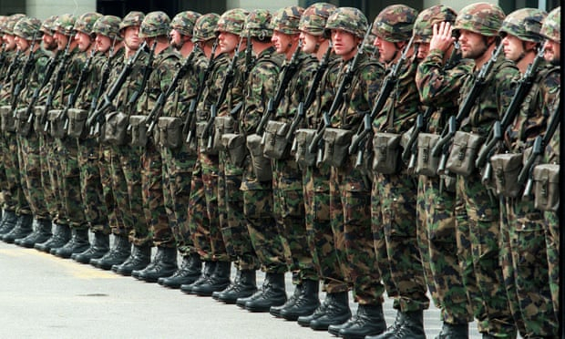 More than 40 Swiss military staff hit with vomiting bug