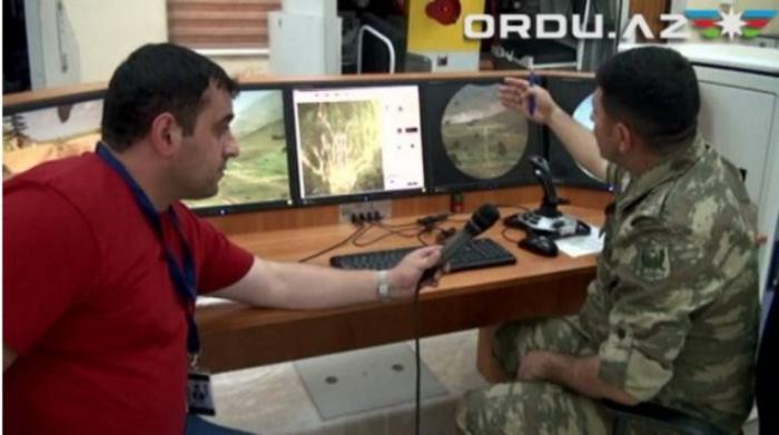Tankçılarımıza müasir simulyatorlarla təlimlər keçilir - FOTOLAR
