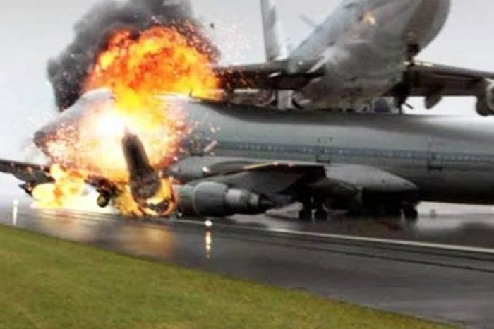 Tailandda təyyarə qəzası, pilot öldü