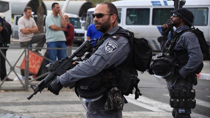 İsraildəki etirazlarda 111 polis xəsarət alıb