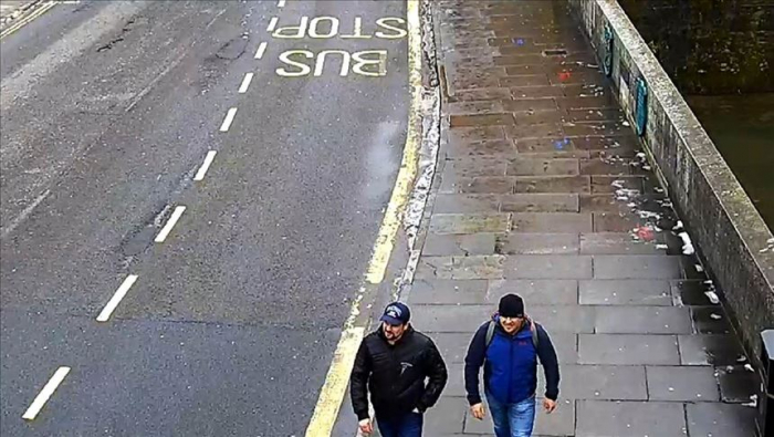 Russia blames UK for leaking Skripal details to media