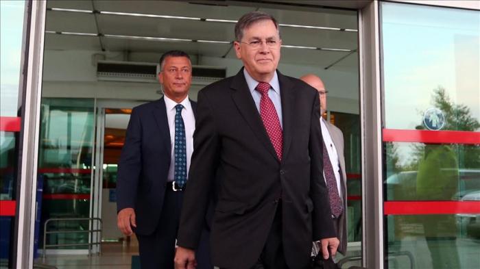 Ankara:   arrivée du nouvel ambassadeur des États-Unis en Turquie, Satterfield
